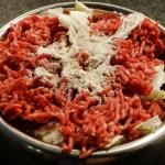 Surova hrana – piščančje meso za psa