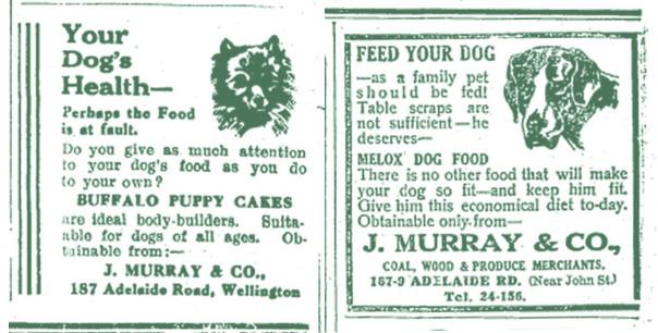 hrana za pse - 1950