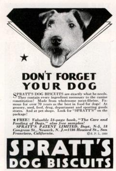 Reklama, okoli 1930. Besedilo sumljivo spominja na prodajna besedila danes :) Vir fotke: blog.modernmechanix.com