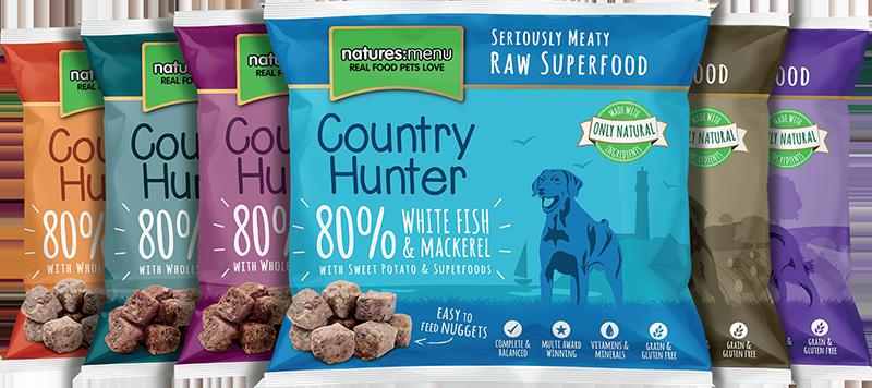 country hounter natures menu