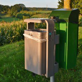 Pravilno ločevanje odpadkov, ki ostanejo za našimi živalmi