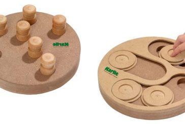Mentalne igrače za pse: 3 ideje za manj kot 10 €