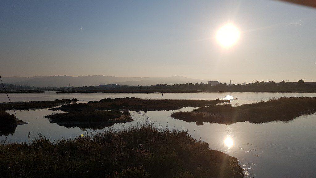 pogled na škocjanski zatok