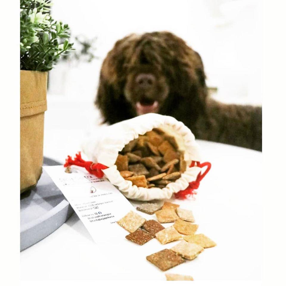 Boršeta - Tačka pasja pekarna, priboljški na rinfuzo