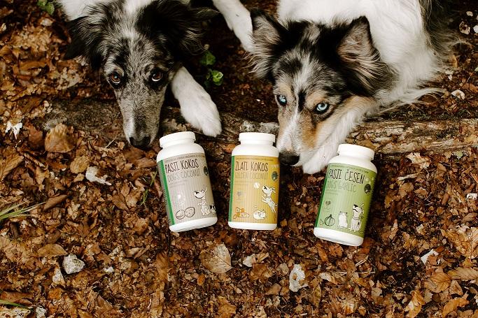 naravno zdrav pes prehranski dodatki